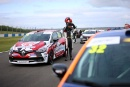Paul Streather (GBR) WDE Motorsport Renault Clio Cup