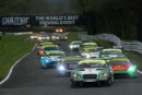 Start of Race 2 Rick Parfitt / Seb Morris Team Parker Racing Bentley Continental GT3 leads