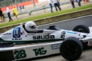 Williams 40th Anniversary celebrations at Silverstone
