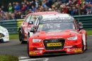 Ant Whorton-Eales (GBR) AmDtuning.com with Cobra Exhausts Audi S3