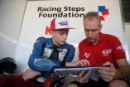 Dan Jones (GBR) Racing Steps Foundation
