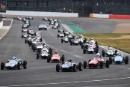 SILVERSTONE CLASSIC, Formula Junior celebration